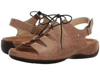 Wolky Kite Beach Cartago Women's Shoes Beige