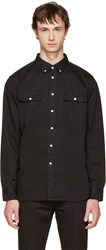 Saturdays Surf Nyc Black Angus Shirt