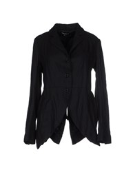 Adele Fado Suits And Jackets Blazers Women Dark Blue