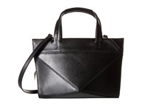Botkier Oxford Satchel Black Satchel Handbags
