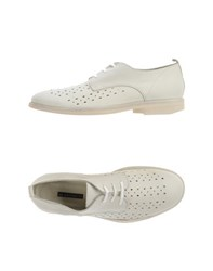 Ann Demeulemeester Footwear Lace Up Shoes Men