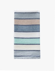 Minna Lago Stripe Napkin Set Of 4 Blue