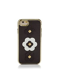 Rebecca Minkoff Floral Iphone 6 6S Case Black Cream