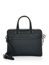 Salvatore Ferragamo Revival Medium Size Briefcase Black