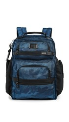 Tumi T Pass Brief Backpack Navy