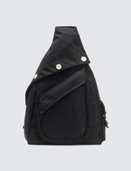 Raf Simons Organized Sling Backpack