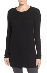 Halogenr Women's Halogen Rib Knit Tunic