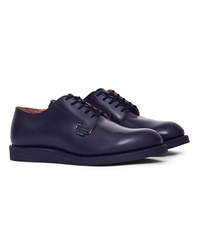 Red Wing Shoes Heritage Postman Oxford Leather Black