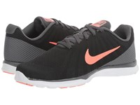 Nike In Season Tr 6 Black Lava Glow Dark Grey White Women's Cross Training Shoes