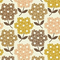 Orla Kiely Rhododendron Wallpaper 110414