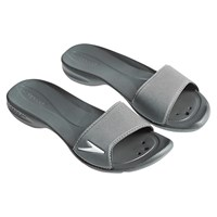 Speedo Atami Ii Women's Pool Slides Grey