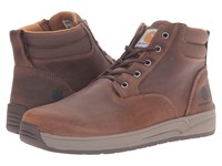 Carhartt 4 Lightweight Wedge Boot Brown Oil Tanned Leather 1 Men's Work Boots