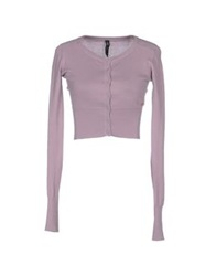 Amy Gee Cardigans Lilac