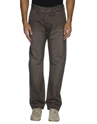 Armani Jeans Casual Pants Military Green