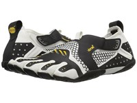 Vibram Fivefingers Signa White Black Women's Shoes
