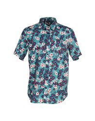 Lrg Shirts Shirts Men Deep Jade
