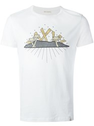 Marc Jacobs Palm Tree Print T Shirt White