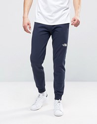 The North Face Nse Sweat Pants Slim Fit In Navy Urban Navy