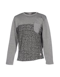 X Cape Sweatshirts Light Grey