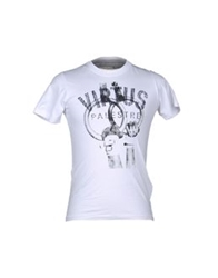 Virtus Palestre T Shirts Light Grey