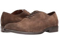 Rush By Gordon Rush Rowling Taupe Suede Men's Lace Up Casual Shoes