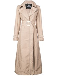 Marc Jacobs Classic Long Trenchcoat Neutrals
