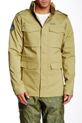 Dc Tick Snow Jacket Green