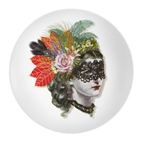 Christian Lacroix Love Who You Want 'Woman' Dessert Plate