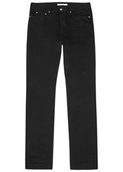 Givenchy Black Straight Leg Jeans