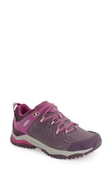Keen Women's 'Aphlex' Waterproof Hiking Boot Plum Shark