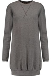 Rebecca Minkoff Elson Cotton Jersey Sweater Gray