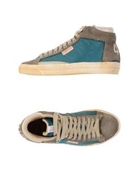 Cycle High Tops And Trainers Blue
