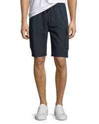 Vince Drawstring Cargo Shorts New Coastal
