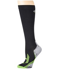 2Xu Recovery Compression Socks Black Grey Knee High Socks Shoes