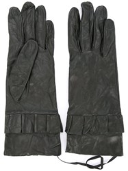 Rundholz Perfectly Fitted Gloves Black