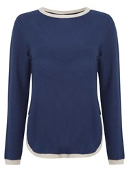 White Stuff Storytime Jumper Navy