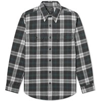 Filson Vintage Flannel Work Shirt Multi