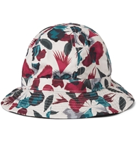 Saturdays Surf Nyc Reversible Printed Bucket Hat White
