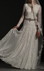 Temperley London The Rozalia Gown White