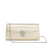 Aspinal Of London Women's Mini Eaton Clutch Bag Rose Gold