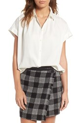 Madewell Women's Central Blouse