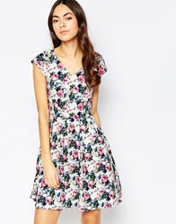 Sugarhill Boutique Aurora Floral Dress Multi