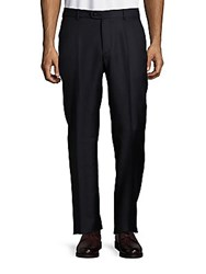 Zanella Todd Solid Fleece Pants Navy