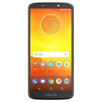 Motorola E5 Smartphone Android 5.7 4G Lte Sim Free 16Gb Flash Grey