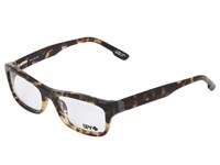 Spy Optic Carter Vintage Tortoise Sport Sunglasses Black