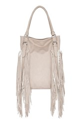 Urban Originals 'Crazyheart' Fringe Faux Leather Tote