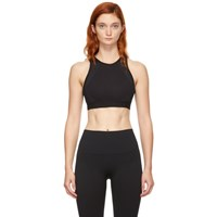 Lndr Black Hi Impact Sports Bra