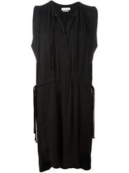 Etoile Isabel Marant A Toile 'Nicky' Dress Black