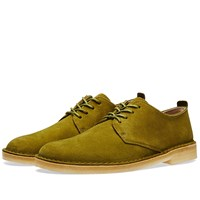 Clarks Originals Desert London Green