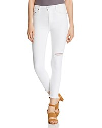 Nobody Cult Skinny Ankle Jeans In Renew